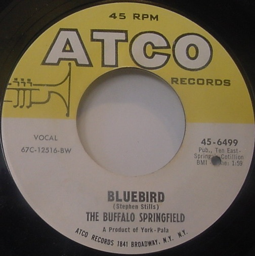 Images for Buffalo Springfield - Bluebird / Mr. Soul