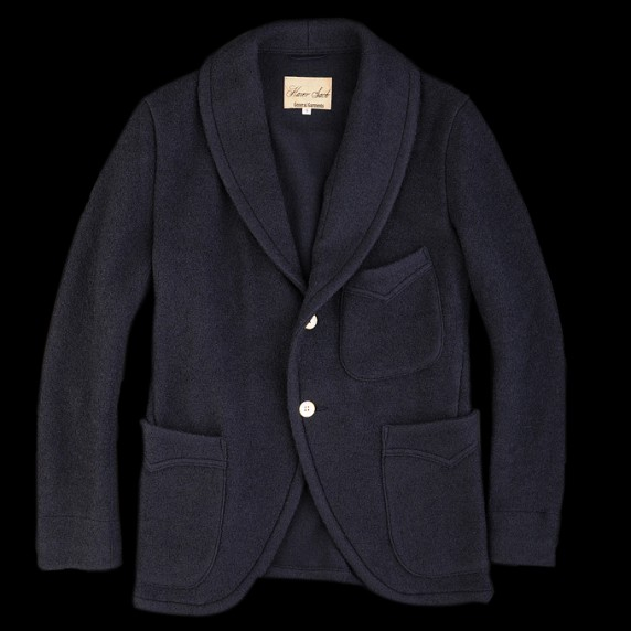 Shawl Collar, Patch Pockets, Usually What I'm Dressed In | Four Pins | Style, Gear, Life, Places, Features