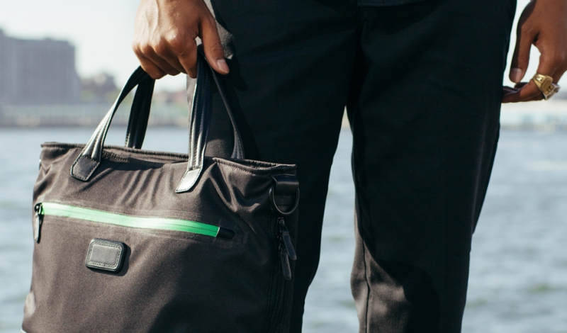 Heineken Teams up With TUMI on Miami-Inspired Tote Bag