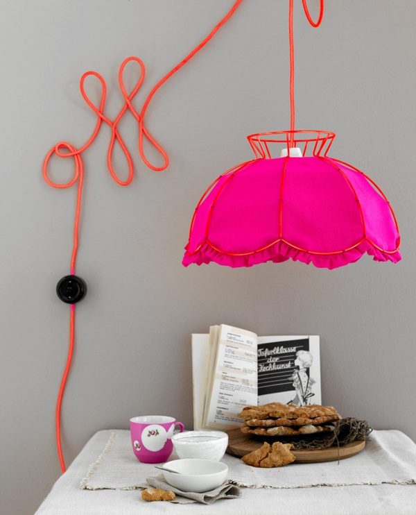 PINK / Neon Pink in the home