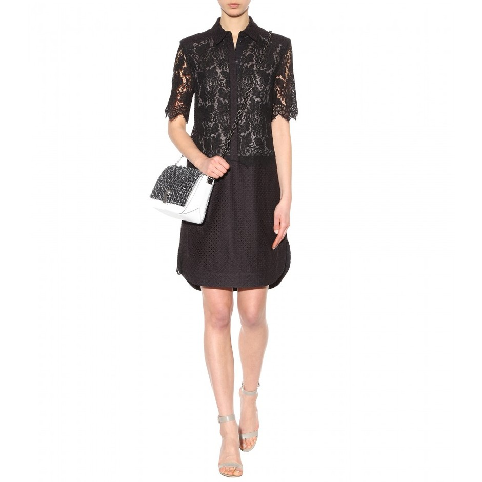 mytheresa.com - Lace dress - Short - Dresses - Clothing - Erdem - Luxury Fashion for Women / Designer clothing, shoes, bags