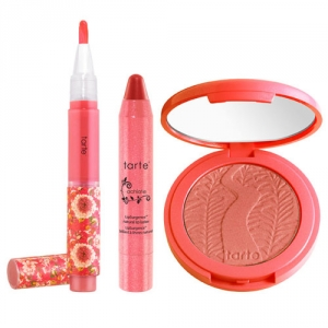 gifts from the lipstick tree Achiote color collection - tarte cosmetics