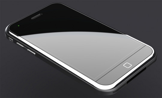 Apple's Next Generation iPhone - 5 Rumored Features | Highsnobiety.com#more-253982