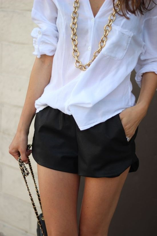 My Style Pinboard / summer black and white