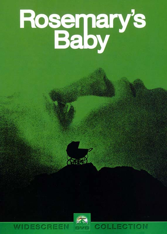 Movie Posters.2038.net | Posters for movieid-917: Rosemary's Baby (1968) by Roman Polanski