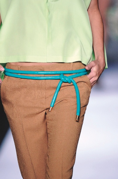 Color / DVF | Spring 2011: Seafoam