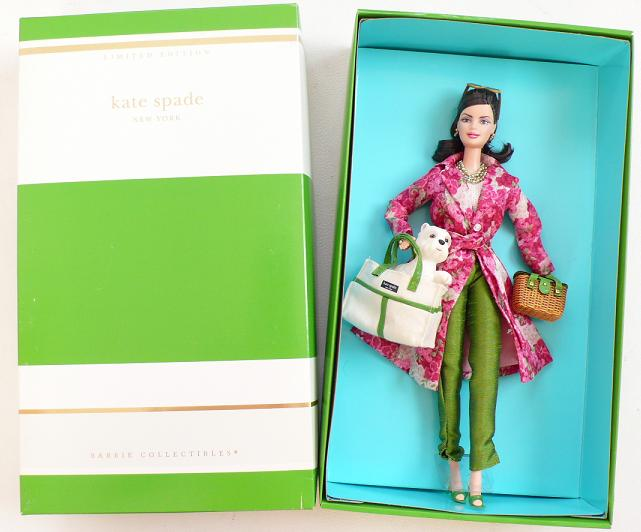 Rakuten: [Kate spade barbie] Kate Spade New York Barbie doll Dole Kate spade- Shopping Japanese products from Japan