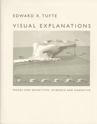 Amazon.com: Visual Explanations: Images and Quantities, Evidence and Narrative (9780961392123): Edward R. Tufte: Books