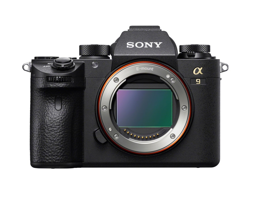 A9_front-Large - Sony UK