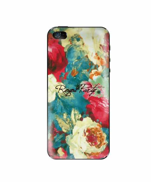 ROYAL PARTY (ロイヤルパーティー), Gizmobies - Vintage flower【iPhone5専用Gizmobies】