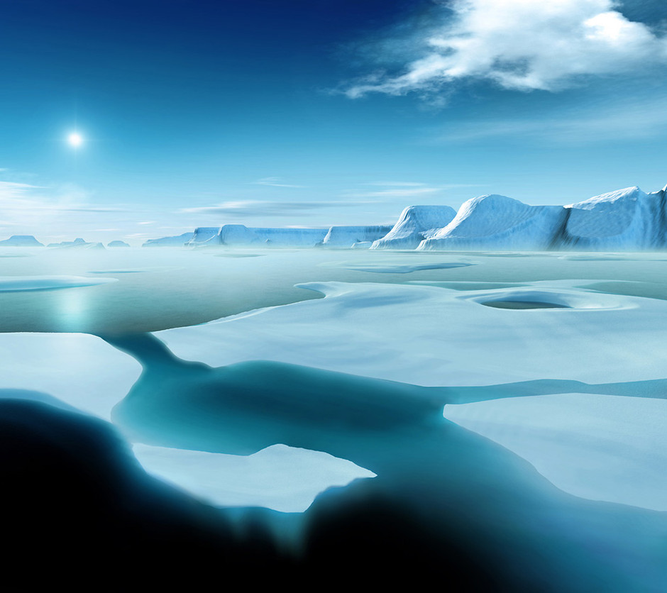 The Land of Santa: Beauty of the North Pole