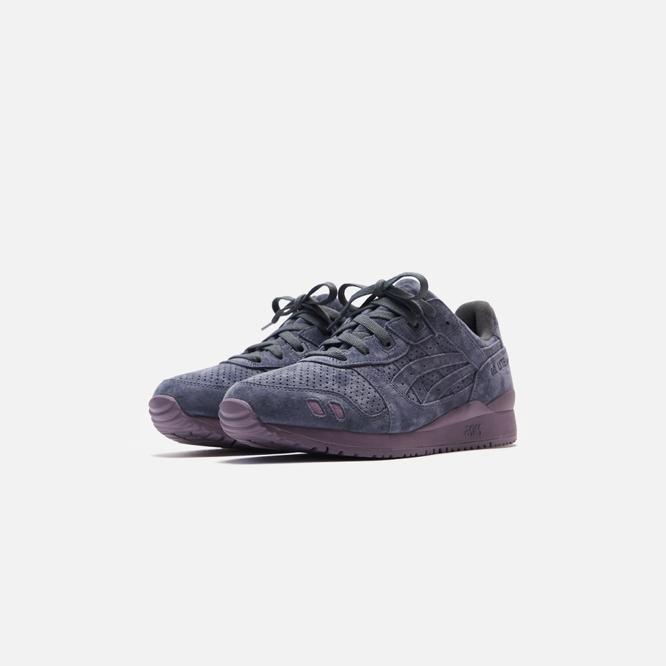 Ronnie Fieg for Asics The Palette Gel-Lyte III - Asteroid – Kith