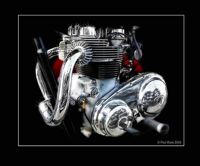 Matchless G12 Deluxe 650 Engine   Flickr - Photo Sharing!