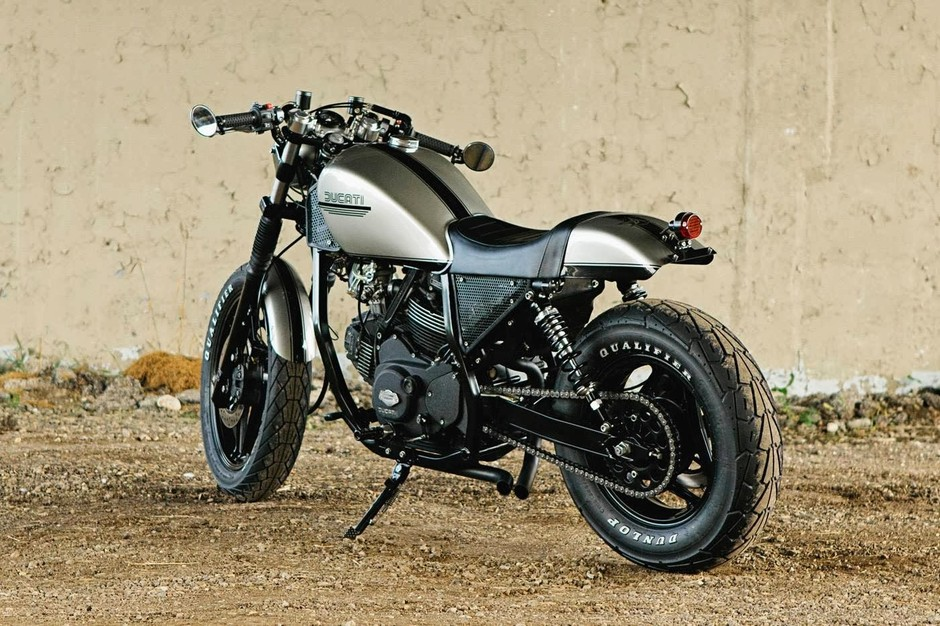 the Bike Shed » Analog Motorcycles Ducati Indiana