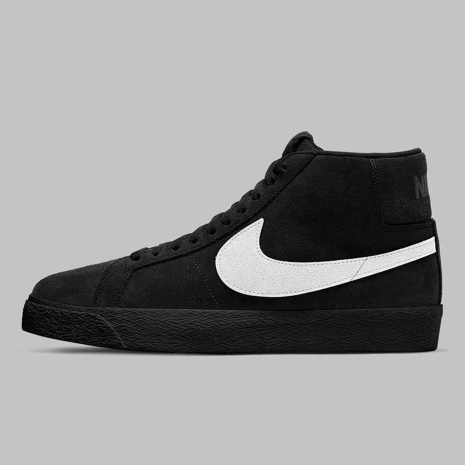 Sneaker NewsはInstagramを利用しています:「The simpler, the better. Tag someone who will rock the hell out of this black/white SB Blazer! Link in bio for details.」