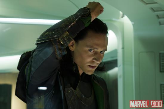 Tom Hiddleston as Loki in 'Marvel's The Avengers' | Apps | Marvel.com
