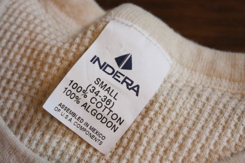 INDERA MILLS THERMAL!! | Mr.OLDMAN lifetime store