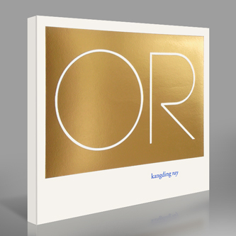 OR by KANGDING RAY - CD - Boomkat - Your independent music specialist