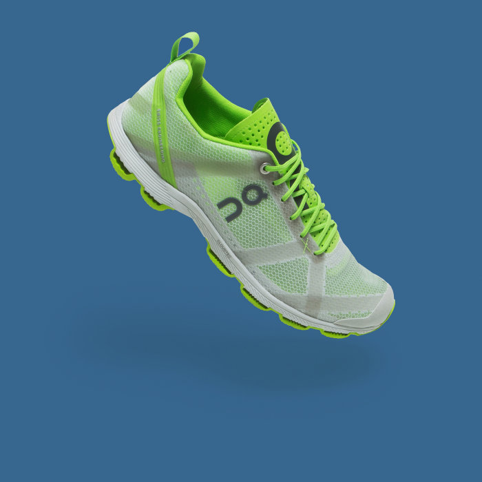On Cloudracer | Awarded performance running shoe.