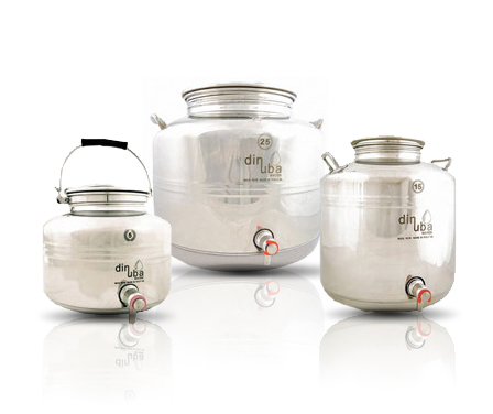 Stainless Steel Water Containers