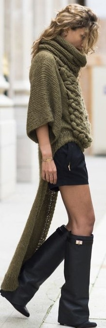This whole entire outfit, top to bottom, is ... | Would You, Could ...