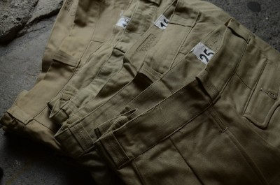 Blog from ArchStyle » 検索結果: » FRENCH ARMY CHINO|archstyle|Arch アーチ