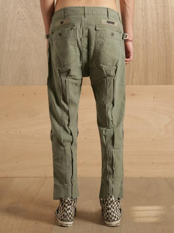 LN-CC | SASQUATCHfabrix Men's Army Bontage Pants