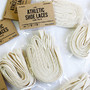 This is... / All-Cotton Athletic Shoe Laces(オールコットン アスレチックシューレース) - Eight Hundred Ships & Co.
