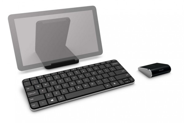 Microsoft Wedge Mobile Keyboard + Wedge Touch Mouse | UR Design Magazine