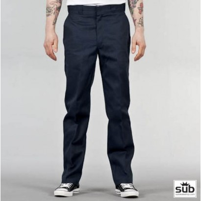 dickies 874 work pant dark navy - Sub Skateshop