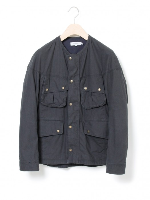 nonnative » TROOPER JACKET – ORGANIC COTTON ARMY CLOTH