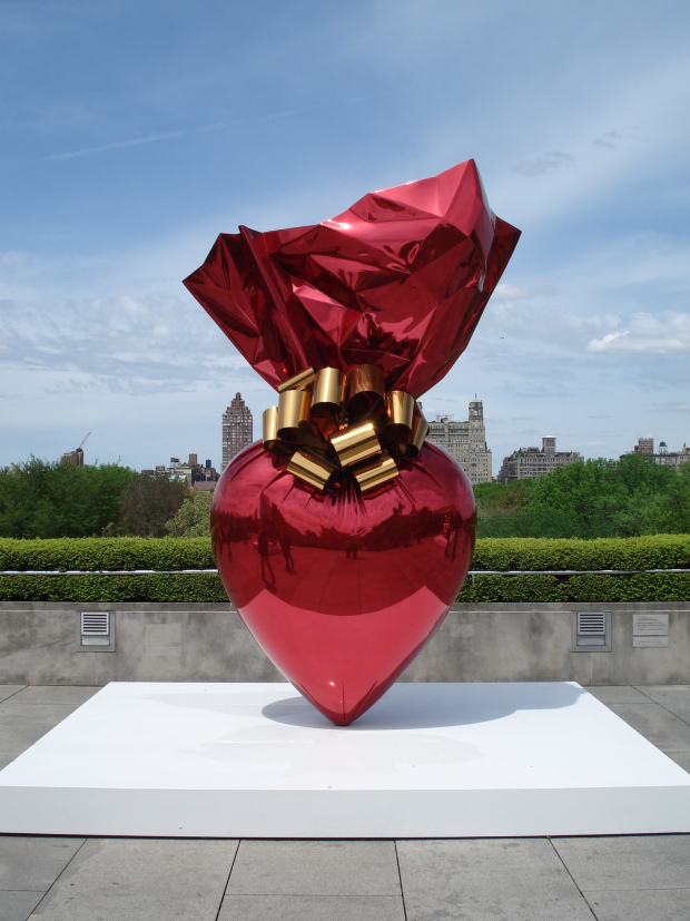 JEFF KOONS « m is for must