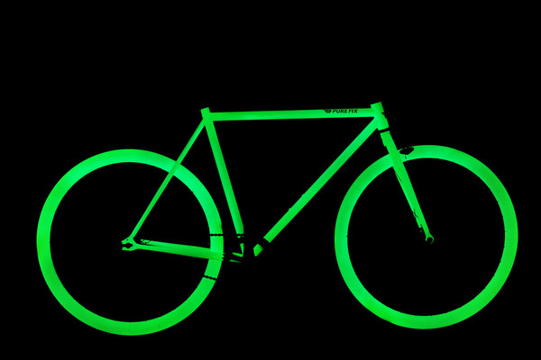 fully glow in the dark fixie, Fixies, Fixie Bikes | Pure Fix Cycles