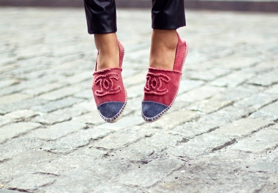 CHANEL Espadrilles | AnOther Loves