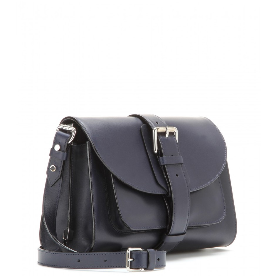 mytheresa.com - Buckle cross body bag - Totes - Bags - Luxury Fashion for Women / Designer clothing, shoes, bags