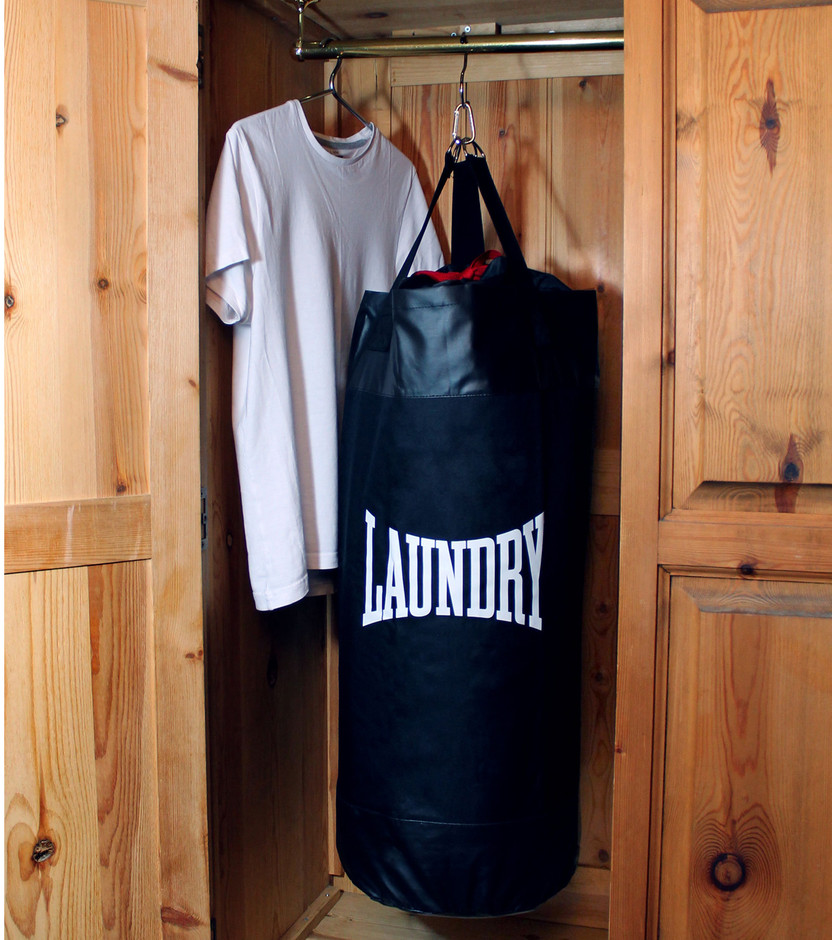 サックユーケー - Suck UK - Punch Bag Laundry Bag