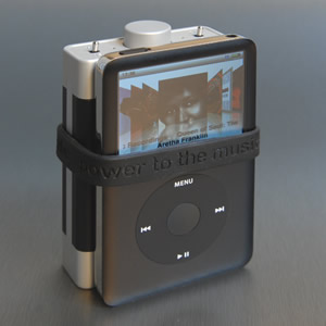 Qables.com » iQube, a new dimension in portable HiFi