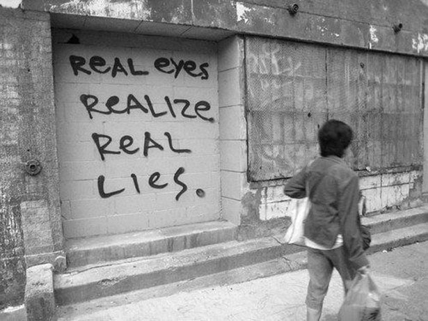 Real eyes realize real lies   buZzhunt.co.uk