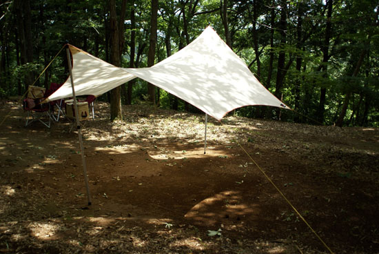 tk703's Peaceful Days : Camp Reports 2006