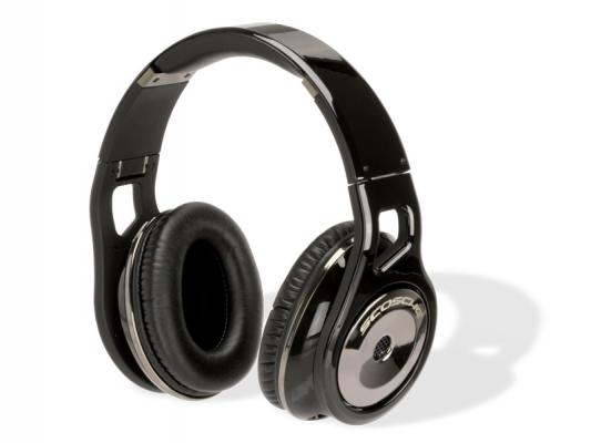 Reference Headphones Black