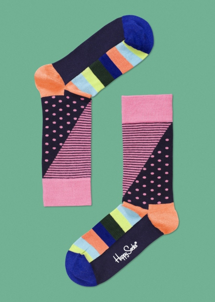 Happy Socks Stripes & Dots 02 - Happy Socks
