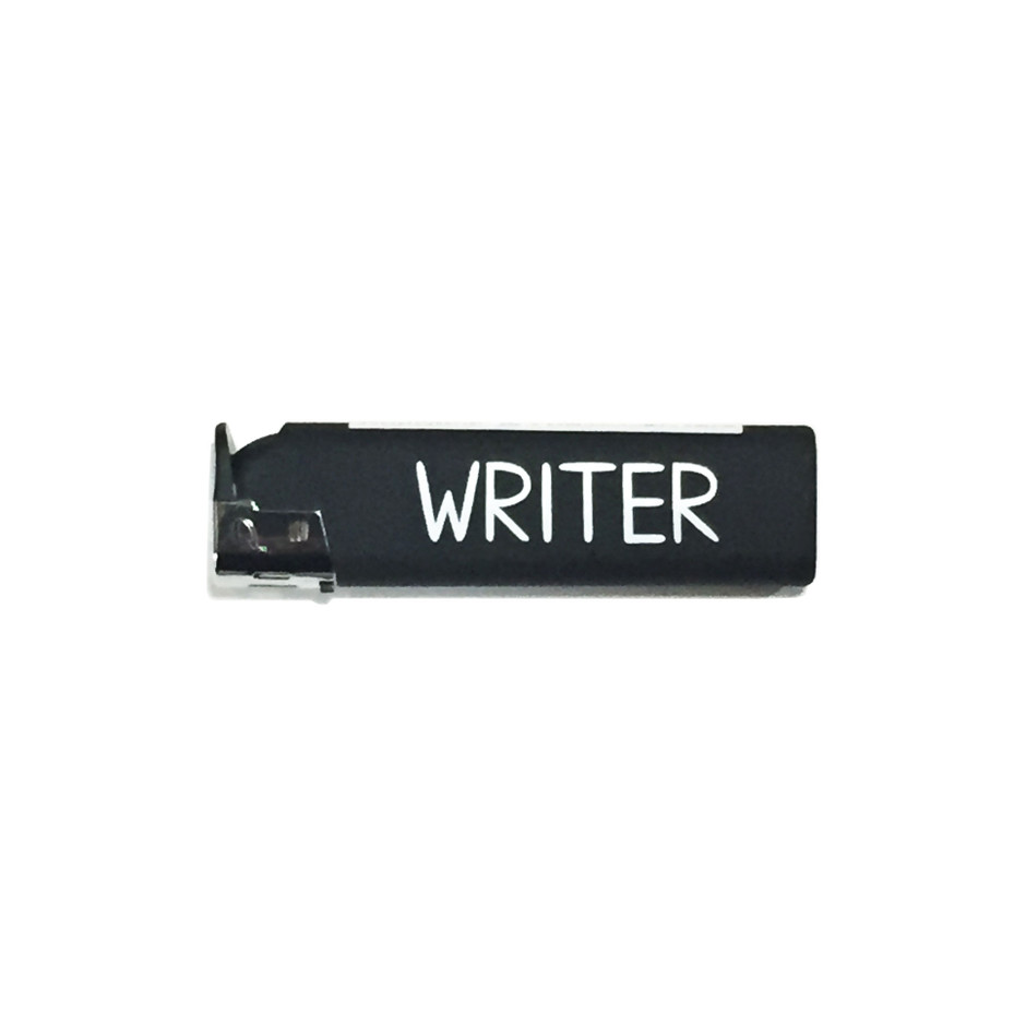 WRITER LIGHTER(black)