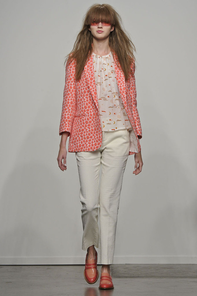 Karen Walker Spring 2013 Ready-to-Wear Collection Slideshow on Style.com