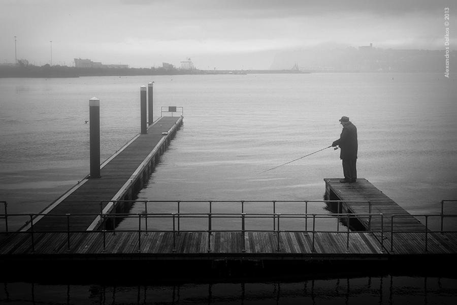 500px / Fishing by Alexandros Dalkos