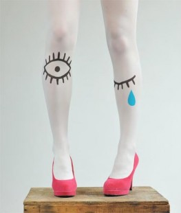 Polly Tights, Buy Unique Gifts From CultureLabel.com