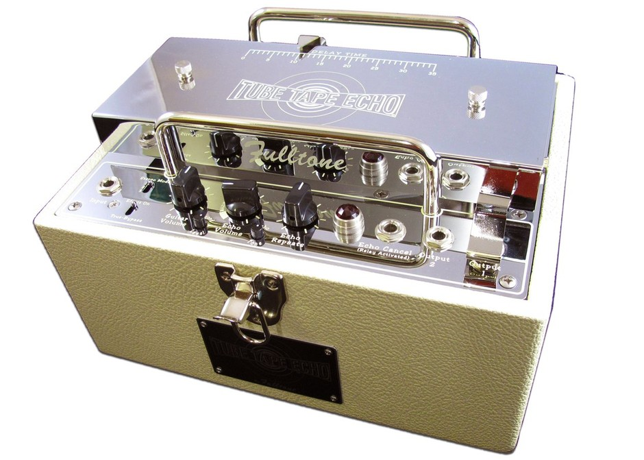Fulltone Musical Products, Inc. | pedals | Tube Tape Echo