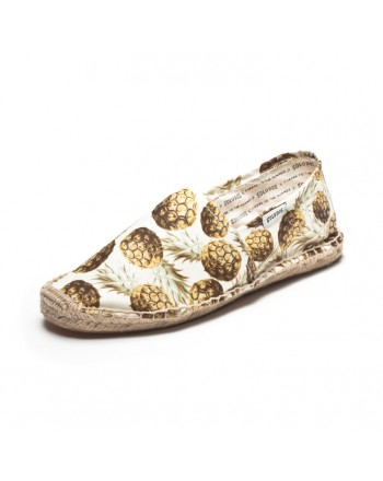 Pineapple - Print Espadrilles for Women from Soludos - Soludos Espadrilles