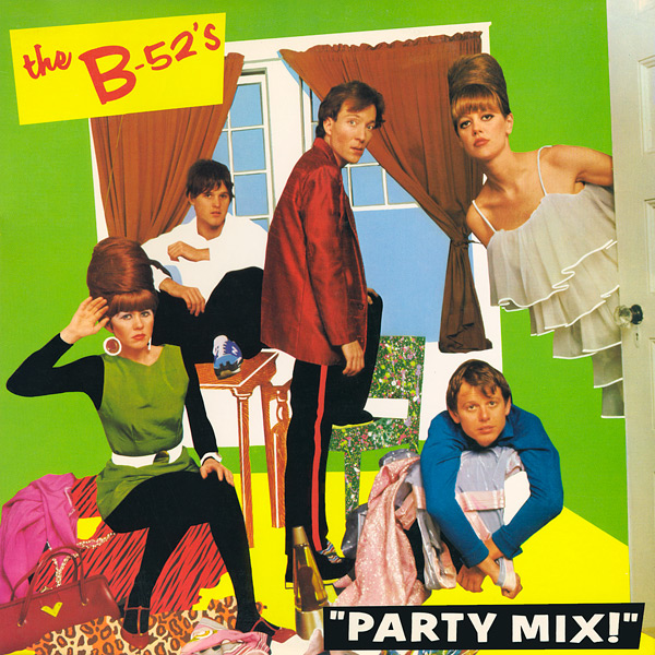 Images for B-52's, The - Party Mix!