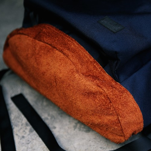 *BLUE LUG* THE DAY PACK (black/suede) - バックパック - BAGS / バッグ | BLUE LUG ONLINE STORE