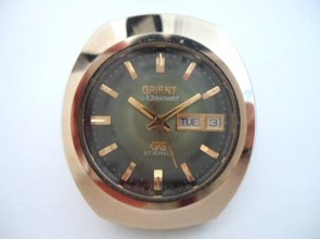 Orient Nonscratch GG
